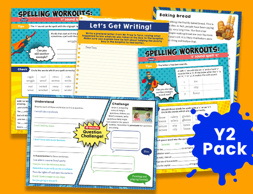Year 2 Home Learning Pack (2)