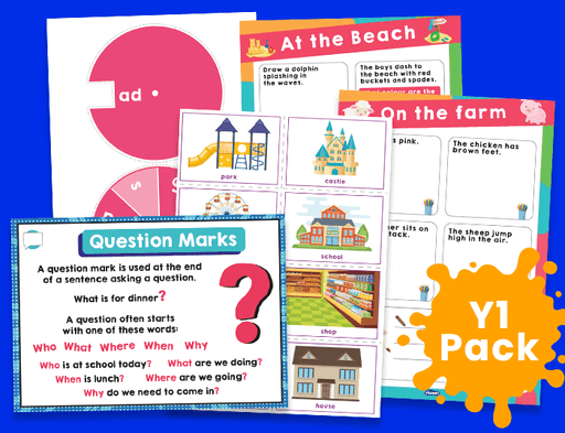Year 1 Home Learning Pack (2)