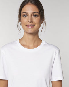 For kids and adults: pre-order Melitta's white T-shirt T-shirt The Extra Smile