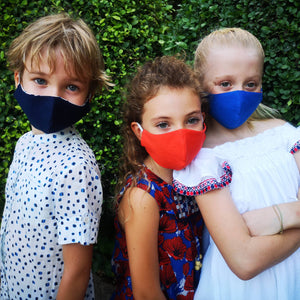 Lexi's face mask set of 3 accessory The Extra Smile