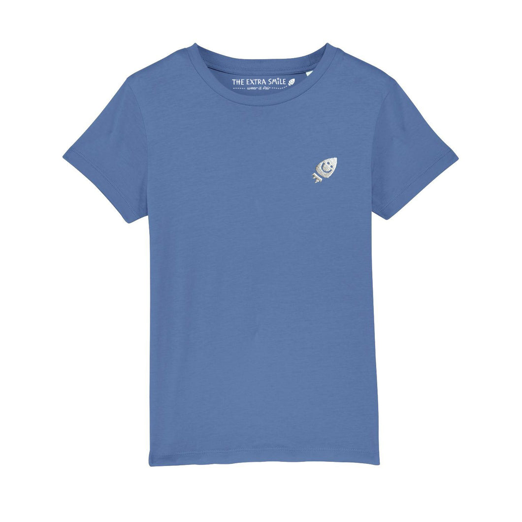 Pre-order Ernest's Bright blue T-shirt The Extra Smile 3-4 / Bright blue