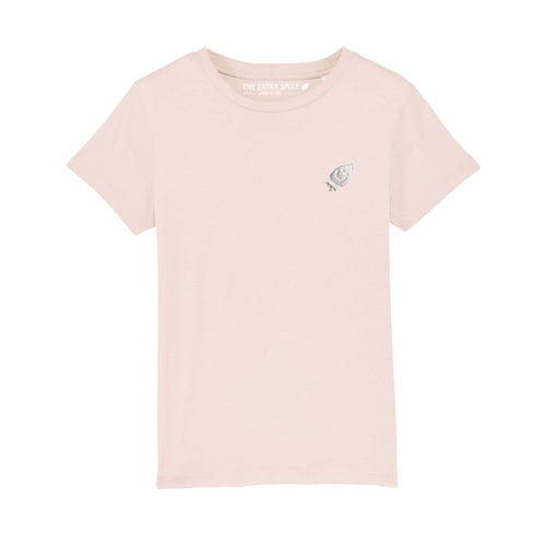 Pre-order Ernest's Candy pinkT-shirt The Extra Smile 3-4 / Candy pink