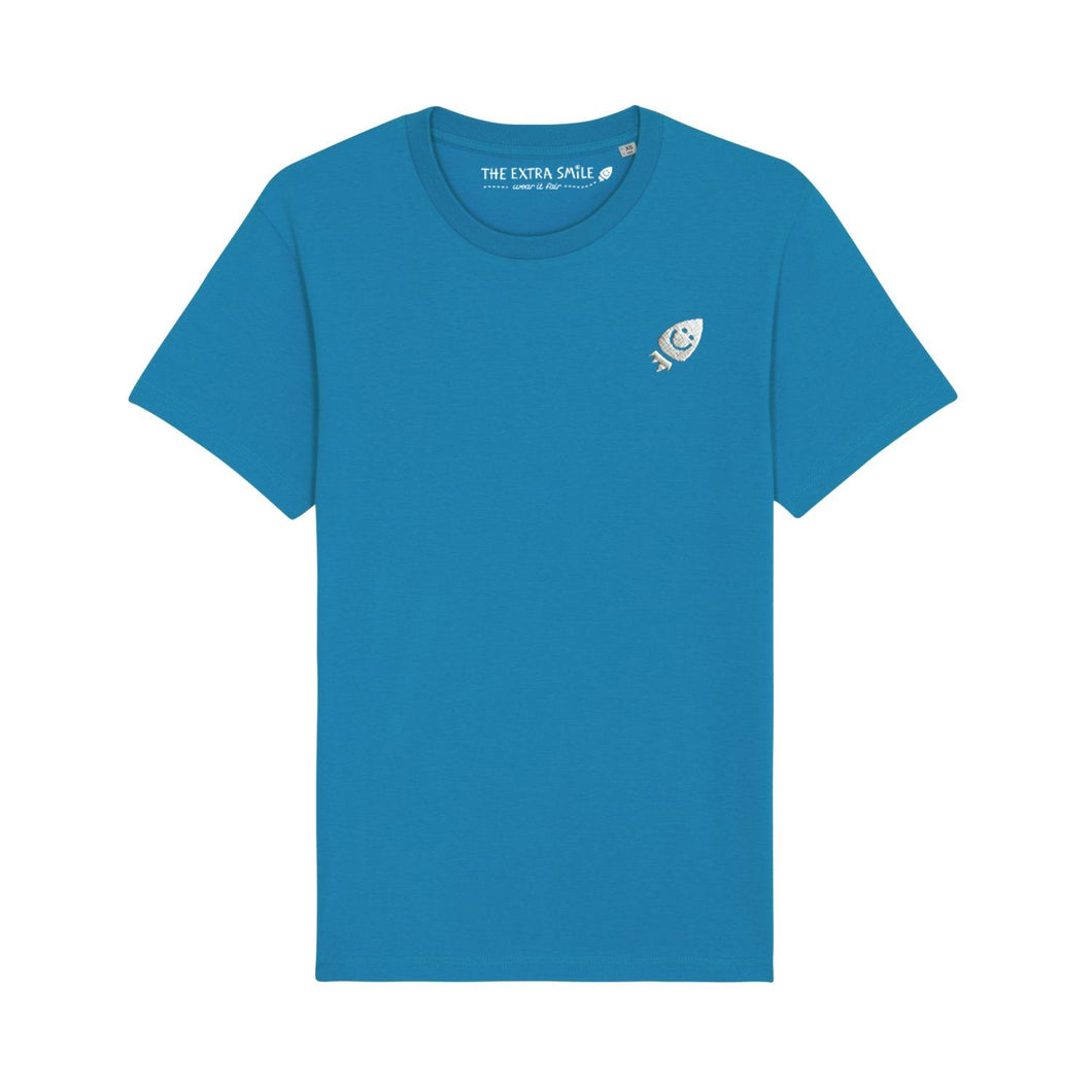 Pre-order Harper's light light blue Adult T-shirt T-shirt The Extra Smile S / light blue