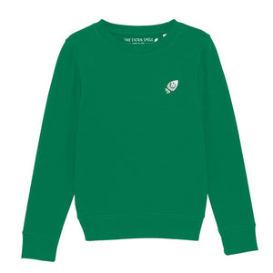 Pre-Order Jade's sweater Green The Extra Smile 3-4 Green
