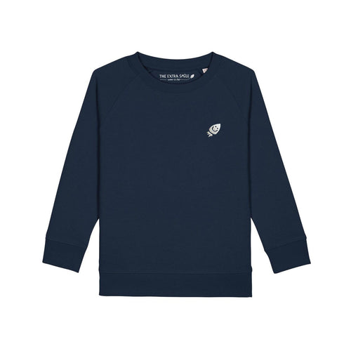 Pre-Order Kasper's sweater Navy blue The Extra Smile