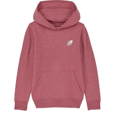 Load image into Gallery viewer, Pre-Order Raven's hoodie Cranberry The Extra Smile 3-4 cranberry