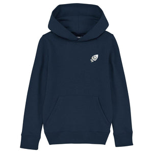 Pre-Order Raven's hoodie Navy blue The Extra Smile 3-4 navy blue