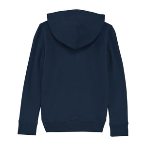Pre-Order Raven's hoodie Navy blue The Extra Smile