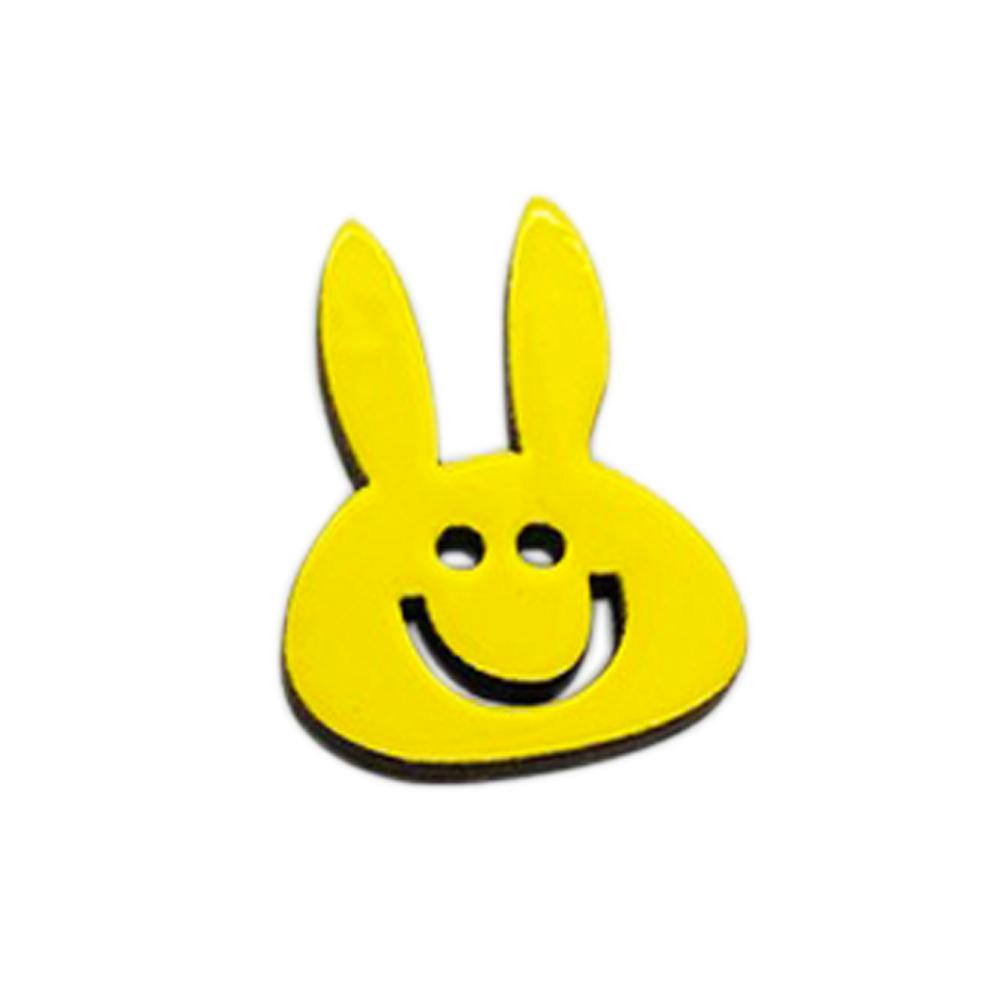 The Bunny pin The Extra Smile