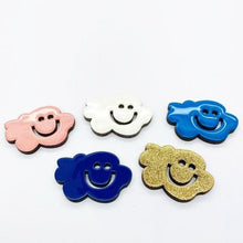 Charger l'image dans la galerie, The Cloud pin accessory The Extra Smile