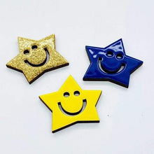 Load image into Gallery viewer, The Star pin accessory The Extra Smile
