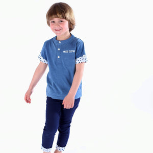 Tunis Polo Shirt shirt The Extra Smile
