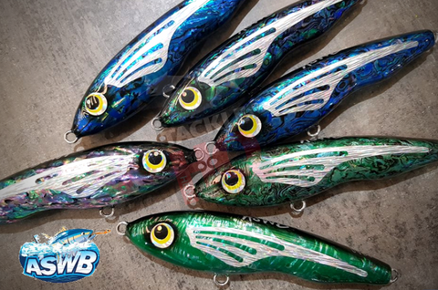 ASWB SS80 Abalone Special Stickbaits Lure