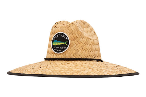 Salty Crew Mahi Cover Up Straw Hat