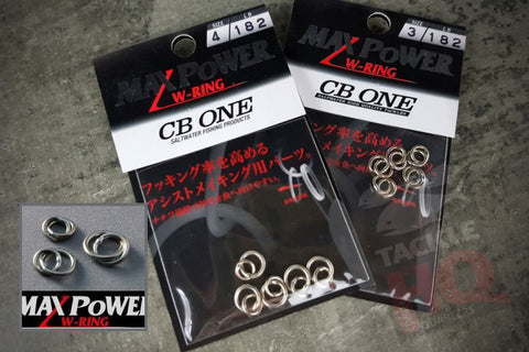 CB One W-Rings