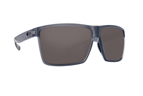 Costa 580G Rincon Smoke Crystal Sunglasses (Grey Lens)