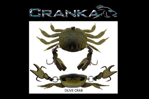 Cranka Crab CR-18 Light 3.9g 50mm