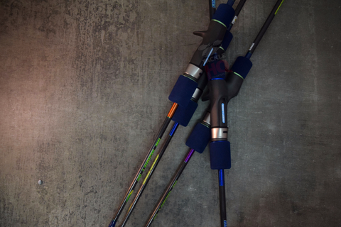 Deep Liner Logical 60/3 Slow Pitch OH Jigging Rod