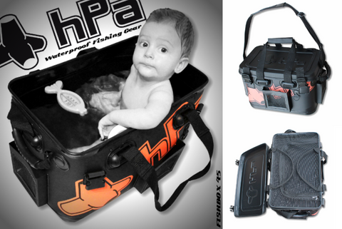 HPA Fish Box Tackle Bag