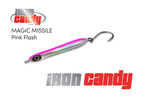 Iron Candy Magic Missile #2.5 56g
