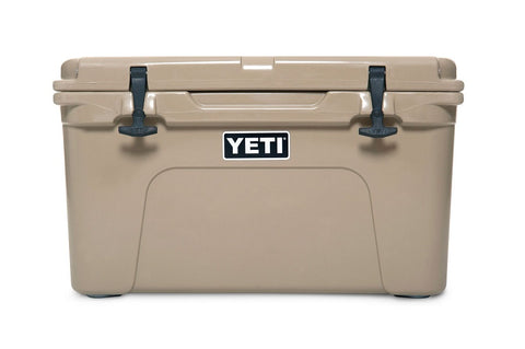 Yeti Tundra 45 Icebox Cooler Tan