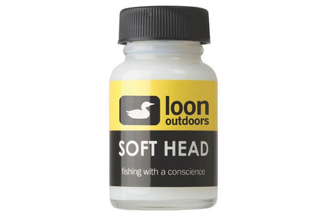 Loon Soft Head Fly Finish (Thick Head Cement)