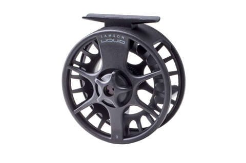Lamson Liquid 4 Fly Reel