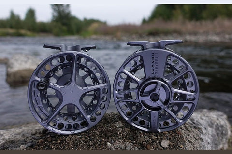 Lamson Litespeed 4 Micra 5 Fly Reel