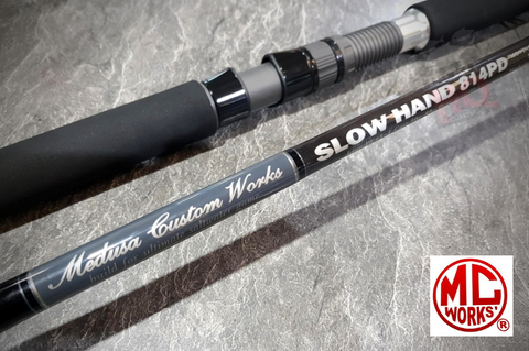 "MC Works Slow Hand 814PD ""Moving Bait Special"" PE3-5 SP"