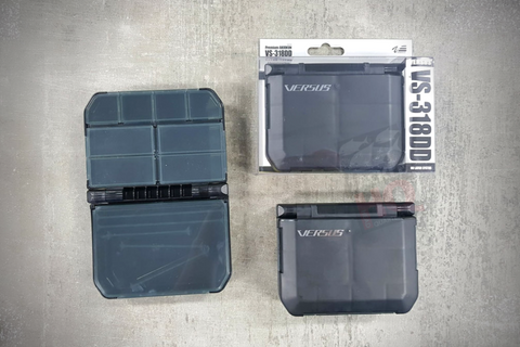 Versus VS-318DD No Latch System Case