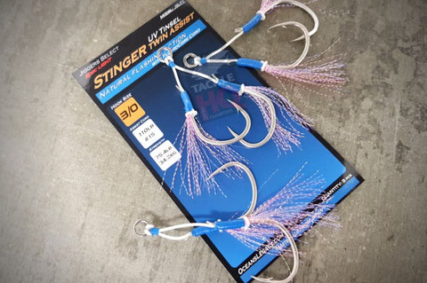 Oceans Legacy Stinger Twin Assist UV Tinsel 3pk