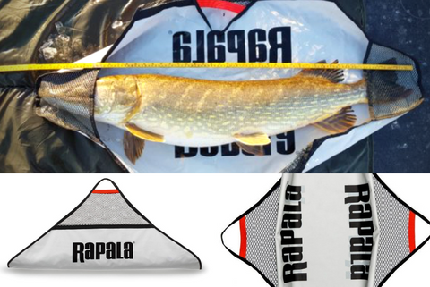 Rapala Weight & Release Mat