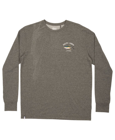 Salty Crew AHI mount Tec Long Sleeve Tee