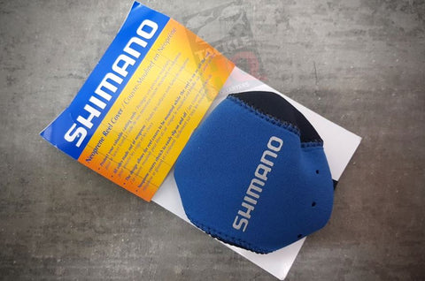 Shimano Neoprene Reel Cover Overhead Small