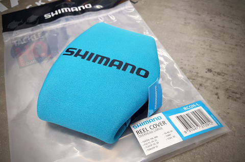 Shimano Reel Cover Overhead Blue Large