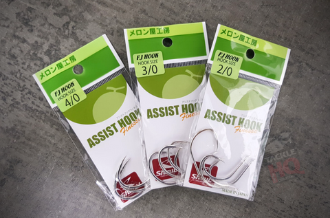 Jigging & Assist Hooks – Page 2 – Tackle HQ