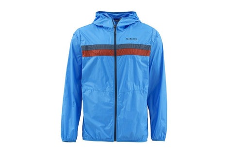 Simms Fastcast Windshell Jacket Pacific