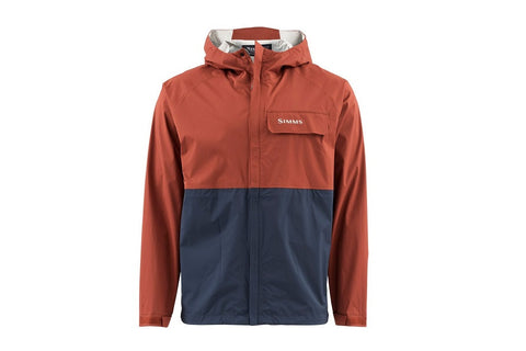 Simms Waypoints Jacket Rusty Red Large