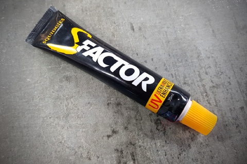 Squidgy S Factor Attractant Tube 35mm