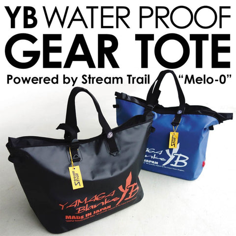Yamaga Blanks waterproof Gear Tote Bag
