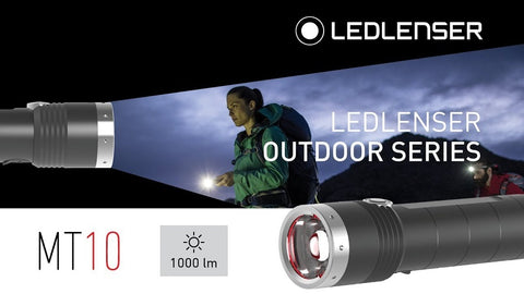 LED Lenser MT10 Torch
