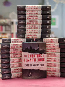 The Haunting of Alma Fielding- #ThrillsandChills Book Chat Pick!