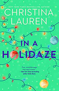 Christina Lauren Signed In a Holidaze