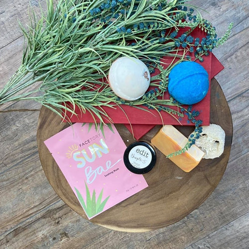 Self Care Sheet Mask Box