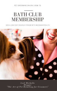 E-Book for Pet Grooming Salon Owners!