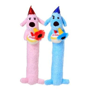 Dog Toys Birthday Loofa Dog Multipet