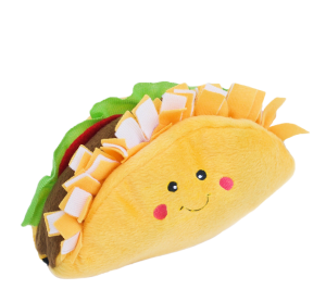 Dog Toys Dog Toy | NomNomz Taco Zippy Paws