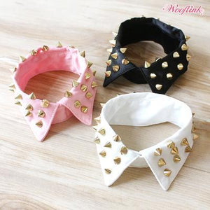 Pet Accessories Stud Neck Collar Wooflink
