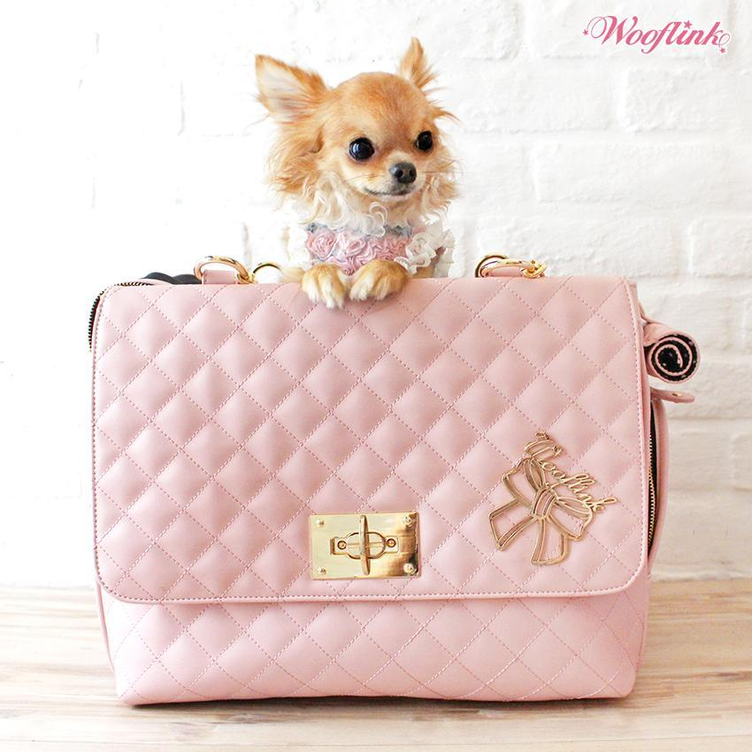 Pet Carriers Dog Carrier | Chic Bag Wooflink