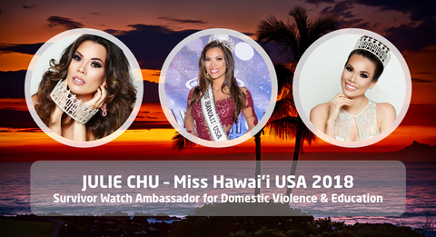 Julie Chu Miss Hawaii USA 2018